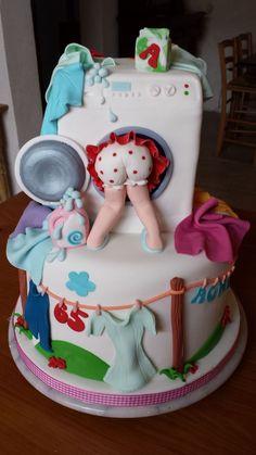 Laundry Cake