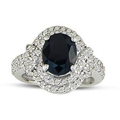 Sapphire ring. Oh. My. Gosh.