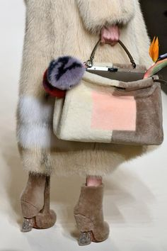 50 Standout Accessories from the Fall 2015 Collections - Fendi from #InStyle