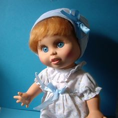 Galoob So Innocent Cynthia BABY FACE doll No 7 by aquarius247, $49.00