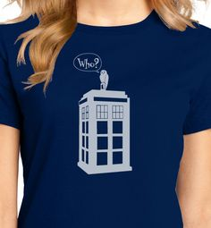 Doctor Who Women's Vintage Soft Tshirt by HeyThatsSuper on Etsy, $18.00