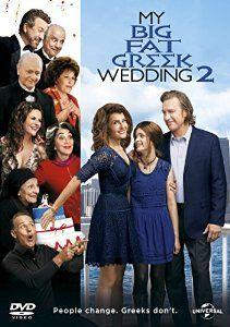My Big Fat Greek Wedding 2 [DVD] [2016]: Amazon.co.uk: Nia Vardalos, John Corbett, Michael Constantine, Lainie Kazan, Kirk Jones, Gary Goetzman, Tom Hanks, Rita Wilson: DVD & Blu-ray