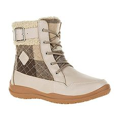 Kamik Womens Barton Boots Taupe 6  Toe warmers Bundle * Check out the image by visiting the link.