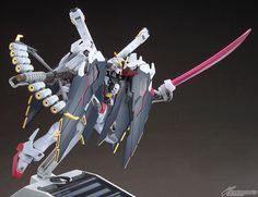 HGBF 1/144 Crossbone Gundam X1 Full Cloth Type.GBFT NEW UPDATE Posters, Images, Info Release
