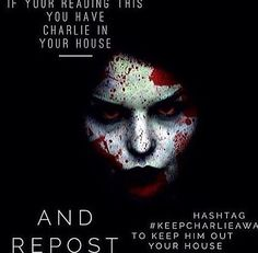 #keepcharlieaway