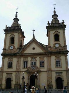 Basilica velha Aparecida do norte-Sao Paulo