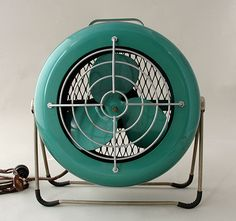 ⚓ Vintage fan.  #industrial