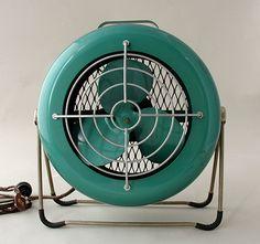 ⚓ Vintage fan.  #industrial