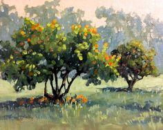 citrus_grove_fair_oaks_florida_linda_blondheim_art