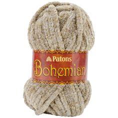 Amazon.com: PATONS Bohemian Yarn, Sandscape