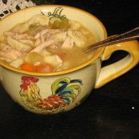 Soups | The Old Hen Bed & Breakfast and Blog