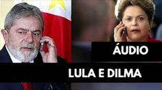ZUEIRA! Mais Um Áudio Vazou - Dilma Pede Ajuda A Lula Porque Surtou