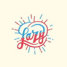 colorful lettering + calligraphy inspiration for hand lettering + typography projects