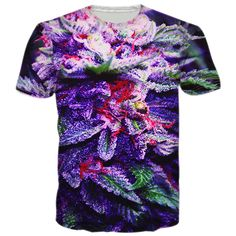 c646660afc3 Leapparel Unisex Casual T-Shirt for Men and Womens 3D Graphic Print Short  Sleeve Tee