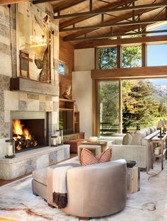 The Most Incredible Mountain House