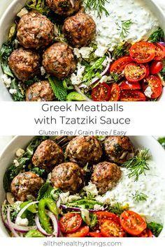 Easy Mediterranean Diet Recipes, Mediterranean Dishes, Meat Recipes, Cooking Recipes, Healthy Recipes, Recipes Dinner, Chicken Recipes, Oven Recipes, Vegetarian Cooking