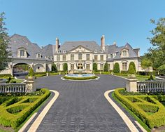 Exterior Chateau Design, Pictures, Remodel, Decor and Ideas - page 2