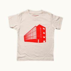 Image of Mini Bauhaus - tee