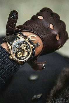 Awesome man watch! Really cool