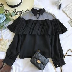 Girls Fashion Clothes, Teen Fashion Outfits, Look Fashion, Trendy Fashion, Fashion Dresses, Stylish Dresses For Girls, Stylish Outfits, Cool Outfits, Fancy Tops