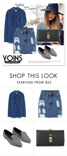 """Yoins contest"" by woman-1979 ❤ liked on Polyvore featuring CO and yoins"