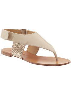 Rikki Flat Sandals