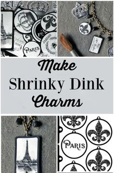 This is so cool! I had no idea that you could make such pretty charms, and…