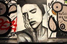 THE TOURISTIN: Travel Greece. Street Art in Athens. Part 2