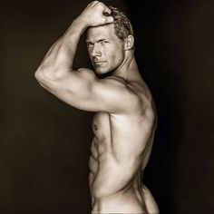 Gregg Avedon in his fifties - still one of the most beautiful men in the world.