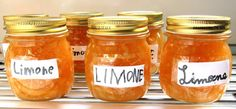 Make a Super-Fast Lemon Marmalade under pressure | hip pressure cooking
