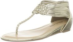 CL by Chinese Laundry Women's Sleeping Beauty Thong Sandal