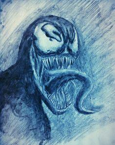 Venom by ConvoyKaiser.deviantart.com on @deviantART