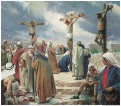 """The Savior gave us the example of how to love. He was treated unjustly, yet He did not turn against His persecutors. He was hated, yet He returned love for hate. He was nailed to a wooden cross and left to die, yet He pleaded for the Roman soldiers, """"Father, forgive them; for they know not what they do"""" (Luke 23:34). He had patience with His Apostles, some of whom did not fully comprehend His mission. He had a great love for children.  See 3 Nephi 17."""