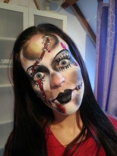 Zombie rag doll (LJY)
