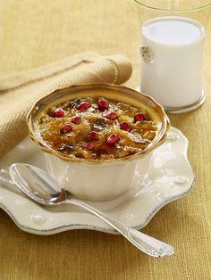 pumpkin oatmeal brulee