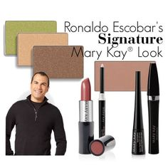 Ronaldo Escobar has joined the Mary Kay Global Makeup Artist Team! As a native of Brazil, Ronaldo loves to incorporate inspiration from Sao Paulo wherever his work takes him. Learn more about Ronaldo and his signature Mary Kay look! www.marykay.com/stephaniegoldsby