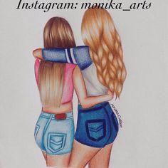 amazing, art, artist, beach, blonde, curls, cute, design, drawing ...