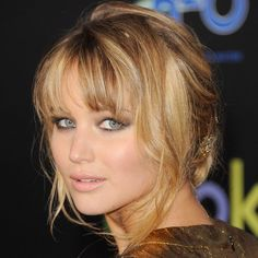 Hair color option for second daughter--pretty.