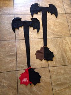 How to Train your Dragon Toothless costume by ThinkYouCan
