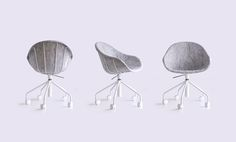 Tubo chair by Industrial Facility