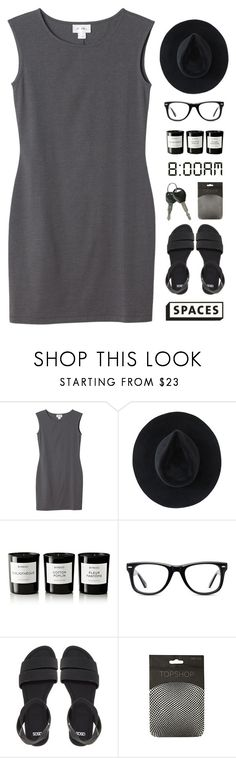 """""""s p a c e s / update?"""" by squidney12 ❤ liked on Polyvore featuring Monki, Ryan Roche, Byredo, Muse and ASOS"""