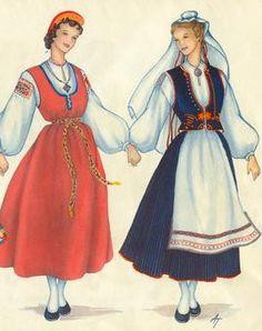 Viking Art, Viking Woman, Folk Costume, Costumes, Historical Women, Historical Photos, Viking Dress, European Dress, Costume Patterns