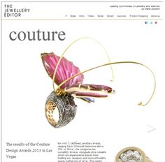 The Jewellery Editor Las Vegas Couture Awards (June 2013)