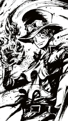 One piece Sabo Manga Anime, Art Anime, One Piece Wallpaper Iphone, I Wallpaper, One Piece Anime, Walpaper One Piece, One Piece Seasons, Super Manga, One Piece Tattoos