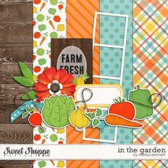 Quality DigiScrap Freebies: In The Garden mini kit freebie from Melissa Bennett