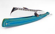 Custom straight razor escudo 15/16 mano forged rasuren cuchillo Shave Ready | eBay