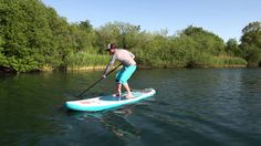 SUP Reverse Paddle Turn  - with Sam Ross