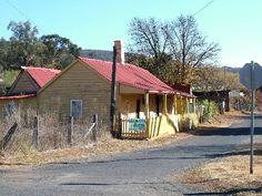Sofala Gold fields, NSW. house 1