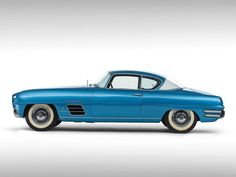1954 Dodge Firearrow III Sport Coupé Concept Car