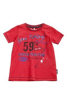 Cool Name it T-shirt Gos mini Rød Name it T-shirt til Børn & teenager i behagelige materialer